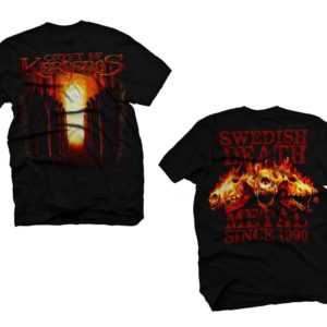Crypt Of Kerberos - World Of Myths 2012 T-Shirt (Medium)