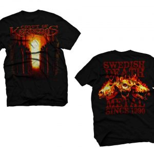 Crypt Of Kerberos - World Of Myths 2012 T-Shirt (Small)