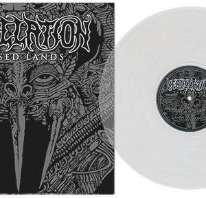 Decollation (Swe) Cursed Lands (Gatefold Lp Clear Vinyl)