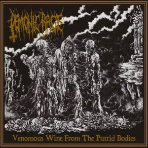 Demonic Rage - Venomous Winefrom Putrid Bodies (Gatefold Lp Black Vinyl)