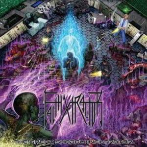 Faithxtractor - The Great Shadow Infiltrator Cd