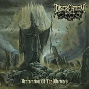 Discreation (De) - Procreation Of The Wretched (Gatefold Lp Black Vinyl)