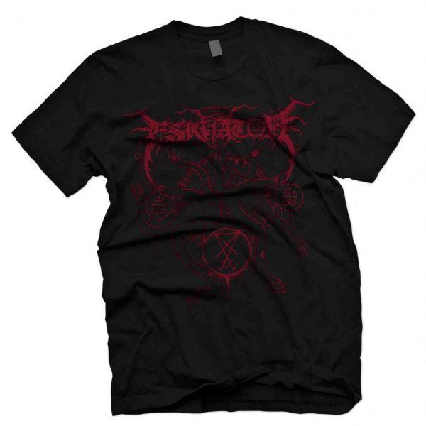 Eskhaton - Worship Death T-Shirt (Xx-Large)
