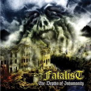 Fatalist (Us) - The Depths Of Inhumanity (Lp+Cd Black Vinyl With Insert)