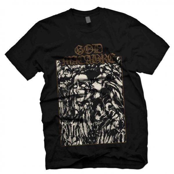 God Macabre - The Winterlong T-Shirt (Small)