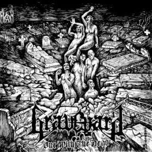 Graveyard - One With The Dead Cd