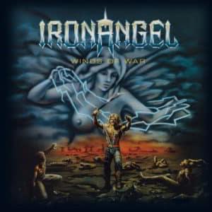 Iron Angel - Winds Of War Lp