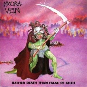Hydra Vein (Uk) - Rather Death.... Cd