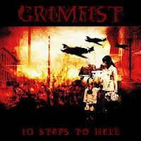 Grimfist - 10 Steps To Hell Cd