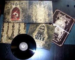 Deathronation - Exorchrism Lp (Black)
