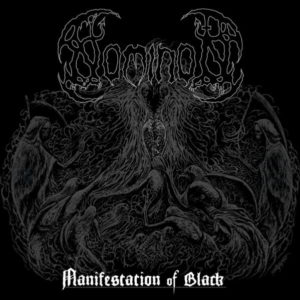 "Nominon - Manifestation Of Black 7"" Ep"