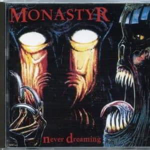 Monastyr (Pol) - Never Dreaming Cd