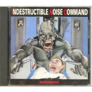 Inc - Razorback Official Reissue Cd