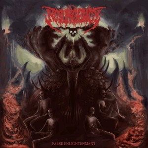 Resurgency - False Enlightenment Lp (Black)