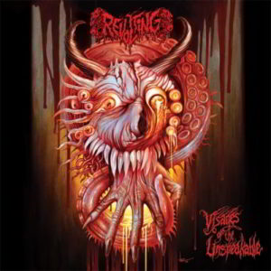 Revolting (Se) - Visages Of The Unspeakable (Lp Black Vinyl With Insert)