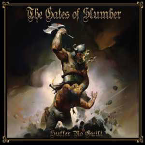 The Gates Of Slumber - Suffer No Guilt Digipak Cd