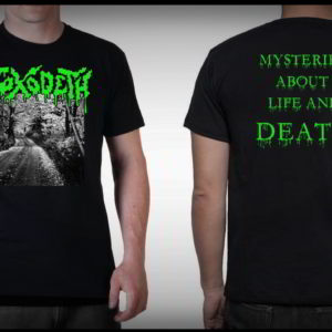 Toxodeth (Mex) - Mysteries About Life & Death T-Shirt Small