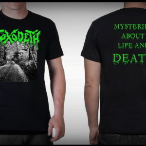 Toxodeth (Mex) - Mysteries About Life & Death T-Shirt X-Large