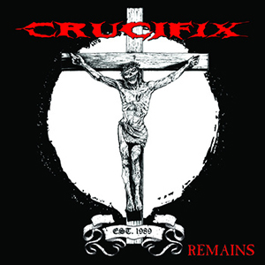 Crucifix - Remains