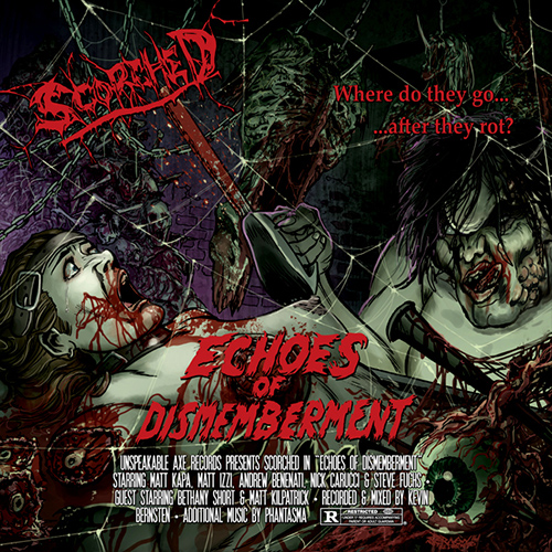 Scorched -Echoes CD