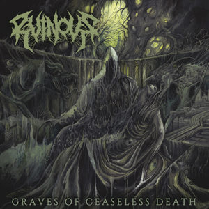 ruinous-graves_of_ceaseless_death cover