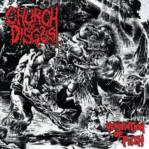 Church of Disgust cover